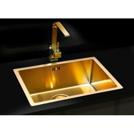 ALVEUS MONARCH QUADRIX 50, sudoper nasadni ili pod radnu površinu, za element od 60/80 cm