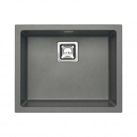 ALVEUS QUADRIX 50, sudoper nasadni ili pod radnu površinu, za element od 60/80 cm