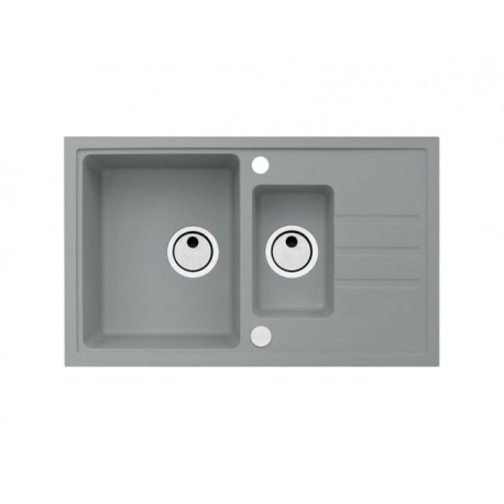 ALVEUS INTERMEZZO 70, granital sudoper sa daljinskim upravljanjem, za element od 60 cm