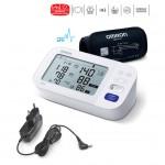 OMRON M6 Comfort digitalni tlakomjer za nadlakticu sa adapterom – novi model