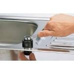 SATURO , usluga bušenja rupa na sudoperima inox, silgranit, granit, fragranit