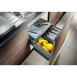 BLANCO SELECT 50/3 (520779), sistem za odvajanje otpada, 3 kante