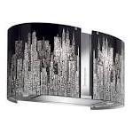 FALMEC MIRABILIA MANHATTAN komplet, napa zidna 67 cm + staklo,LED