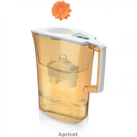 LAICA J 51 AA SPRING, vrč za filtraciju vode, boja marelice, 2 litre filtrirane vode
