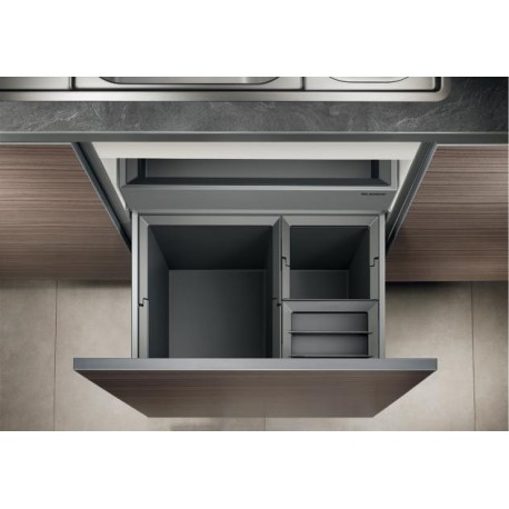 blanco select xl orga 60 3 520782 sistem za odvajanje otpada saturo. Black Bedroom Furniture Sets. Home Design Ideas