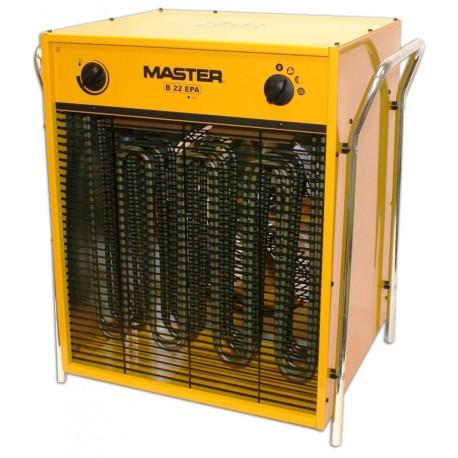 MASTER B 22 električni grijač zraka 11/22 kW