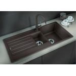BLANCO LEGRA 6 S, sudoper Silgranit bez daljinskog, za ormar 60 cm