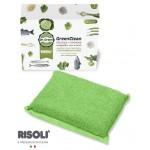 """RISOLI` Dr. GREEN """"GREEN CLEAN"""" spužva za čišćenje"""