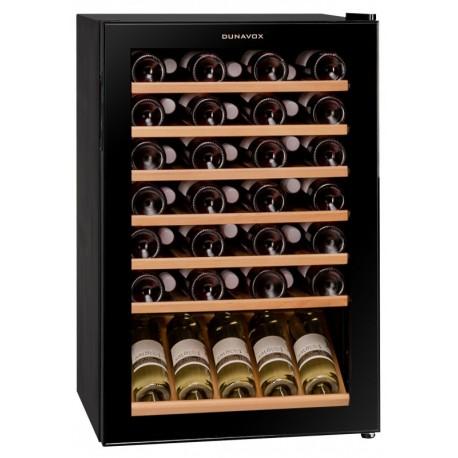 DUNAVOX DX-48.130KF, kompresorski hladnjak za vino