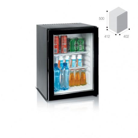 VITRIFRIGO HC 30 V, mini bar, unutarnje LED svijetlo, 30 litara kapacitet