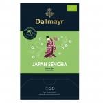 DALLMAYR Japan Sencha čaj u piramidalnim vrećicama, 20 kom