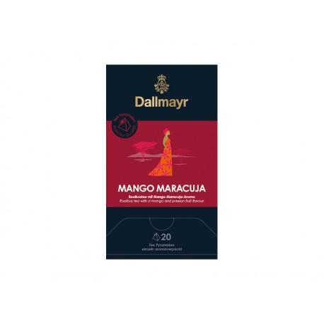 DALLMAYR Mango / Marakuja čaj u piramidalnim vrećicama, 20 kom