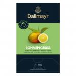 DALLMAYR SONNENGRUSS, mango/korice limuna zeleni čaj u piramidalnim vrećicama, 20 kom
