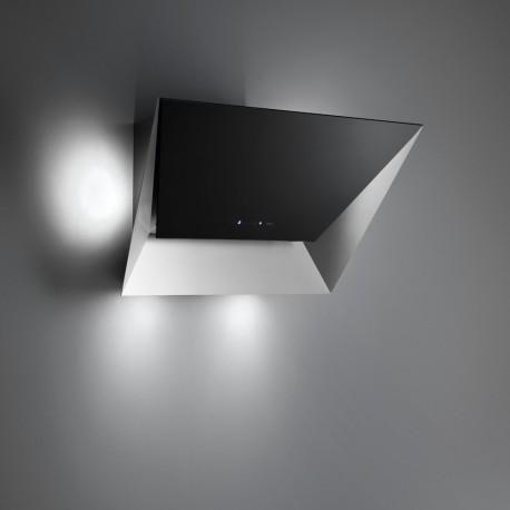 FALMEC PRISMA ,  zidna crna ili bijela , 85 cm, 800 m3/h