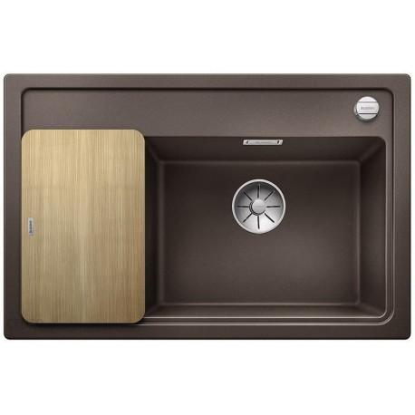 BLANCO ZENAR XL 6 S Compact, SILGRANIT PuraDur, staklena ili drvena daska, bez dalj.uprav.,DESNO
