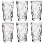 BORMIOLI ROCCO DIAMOND čaše staklene White, 6/1, 47 cl