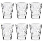 BORMIOLI ROCCO DIAMOND staklene čaše White,  6/1, 30,5 cl