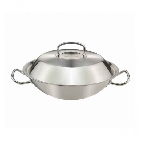 FISSLER ORIGINAL PRO COLLECTION tava WOK, promjer 30 cm, i za  INDUKCIJU