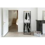 BRABANTIA 118203 stalak za odjeću, crni, manji