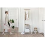BRABANTIA 118227 stalak za odjeću, bijeli, manji