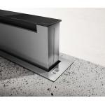 ELICA PANDORA IX/F/90,  napa iz radne ploče (filtrirajuća),  90 cm, inox