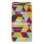 DALLMAYR Teewelt Entdecken, 20 različitih čajeva u piramidalnim vrećicama