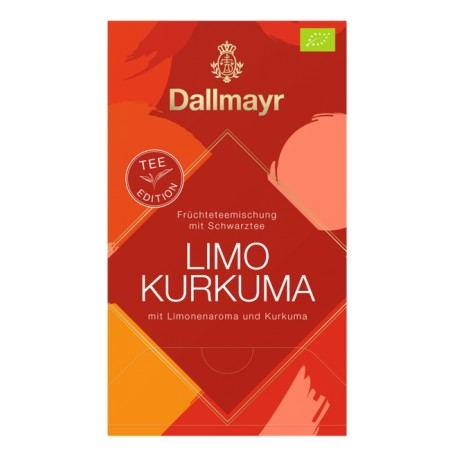 DALLMAYR Limo Korkuma, 20 piramidalnih vrećica