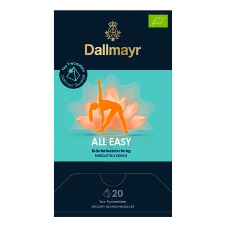 DALLMAYR All Easy , 20 piramidalnih vrećica čaja