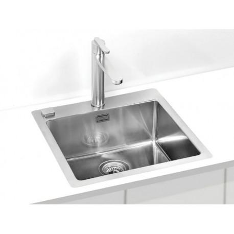 ALVEUS  PURE 30, inox sudoper za element od 50 cm, F/S ugradnja