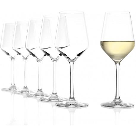 Stölzle Revolution set čaša na stalku za bijela vina 36,5 c
