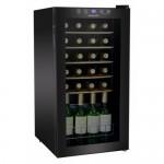 DUNAVOX DX-28.88K, hladnjak vinski, max 28 boca