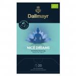 DALLMAYR NICE DREAMS aroma lavande biljni čaj u piramidalnim vrećicama, 20 kom
