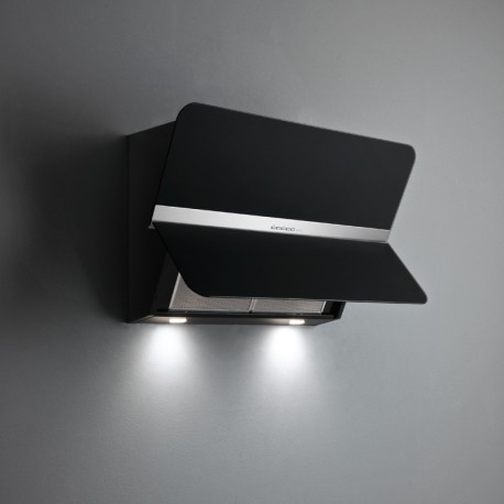 FALMEC FLIPPER kuhinjska napa zidna, 55 cm, crno staklo