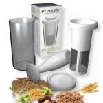 """Chufamix®  uređaj pomoću kojega možete """"iscijediti"""" orašaste plodove, žitarice, sjemenke i bilje"""