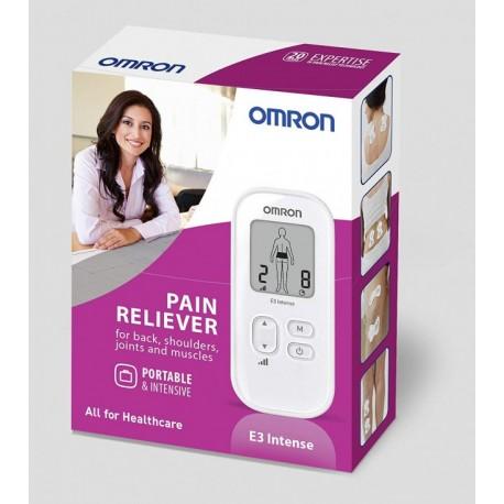 OMRON E3, elektrostimulator TENS za napetost, umor i bol u mišićima
