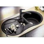 BLANCO CRON 6 S In Fino silgranit sudoper, sa daljinskim upravljanjem